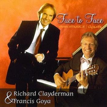 """همکاری بی نظیر ریچارد کلایدرمن و فرانسیس گویا در آلبوم """"چهره به چهره"""""""