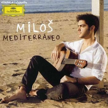 """گیتار کلاسیک بسیار زیبا و هنرمندانه میلوس کاراداگلیک در آلبوم """"مدیترانه"""""""