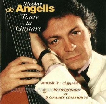 گیتار آکوستیک زیبا و عاشقانه ایی از نیکلاس دی انجلیس