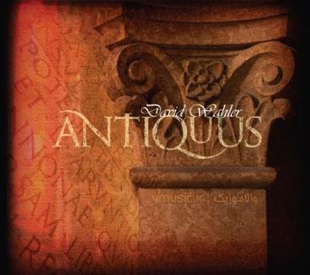 """اثری فوق العاده زیبا و ماورائی از دیوید واهلر با عنوان """"آنتیکاووس"""""""