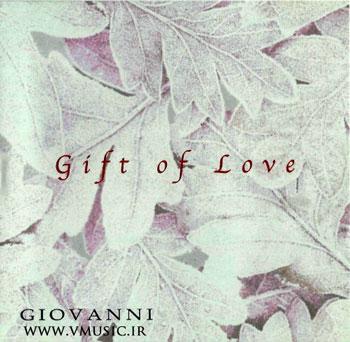 هدیه ای از عشق ، آلبوم بسیار زیبا و عاشقانه ای از جیووانی مارادی