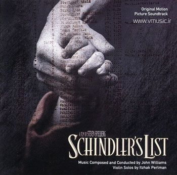موسیقی متن کامل فیلم فهرست شیندلر اثری از جان ویلیامز (ویژه نسخه گردآورنده)
