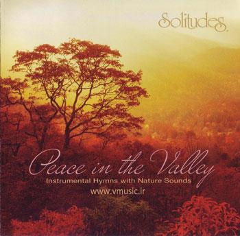 آرامش دره همراه با نوای زیبای طبیعت