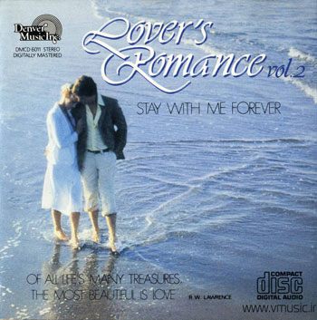 مجموعه دوم از سری آلبوم های عاشقانه عاشق