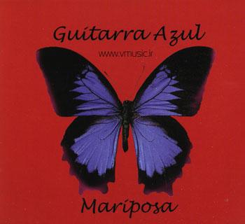آلبوم فوق العاده زیبا و عاشقانه ی «پروانه» کاری از گروه گیتاررا آزول
