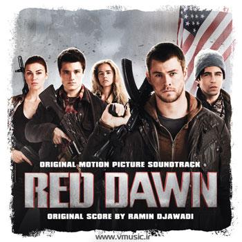 موسیقی متن زیبای فیلم «طلوع سرخ» اثری از رامین جوادی