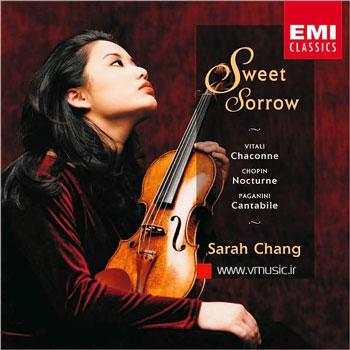 ویولن فوق العاده زیبای سارا چانگ در آلبوم «غم و اندوه شیرین»