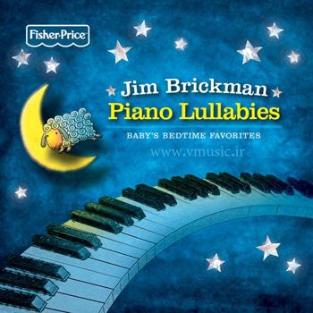 لالاییهای پیانو اثری زیبا و آرامش بخش از جیم بریکمن