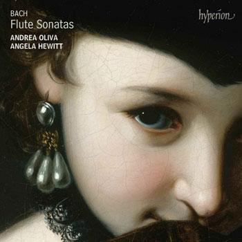 Andrea Oliva & Angela Hewitt - Bach Flute Sonatas (2013)