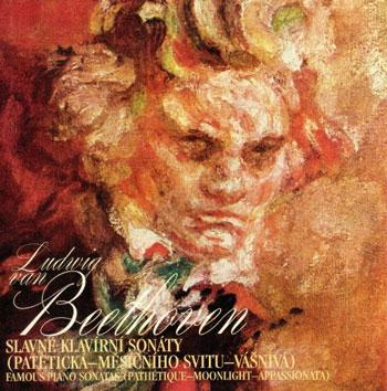 Teodor Gutman - Ludwig van Beethoven. Famous Piano Sonatas (2007)