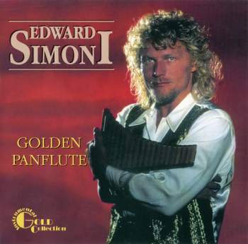 Edward Simoni - Golden Panflute (Compilation)