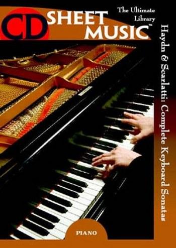 نت موسیقی آثار پیانو سونات دومنیکو اسکارلاتی و فرانتس ژوزف هایدن