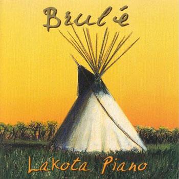 همراهی بی نظیر پیانو با موسیقی بومیان آمریکا در اثری از بروله