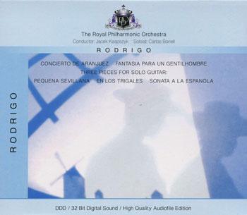 Rodrigo - RPO plays Rodrigo (1994)