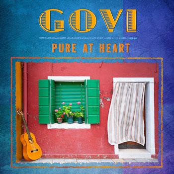 """گیتار زیبا و آرامش بخش گووی در آلبوم """" خلوص قلب """""""