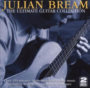 Julian Bream - The Ultimate Guitar Collection 2CD (1999)