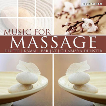 Various Artists - Music for Massage (2013)