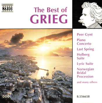 Edvard Grieg - The Best Of Grieg (1997)