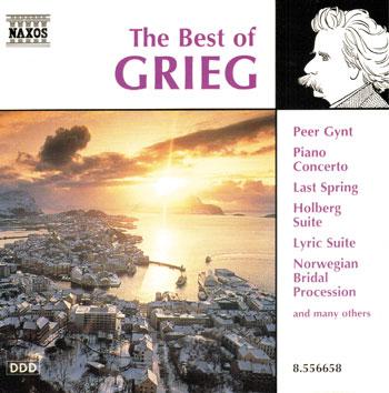 Edvard Grieg - The Best Of Grieg (1997)