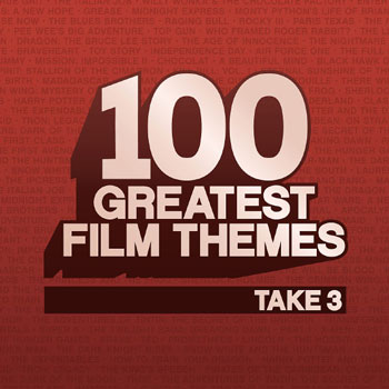 VA - 100 Greatest Film Themes - Take 3 (2013)