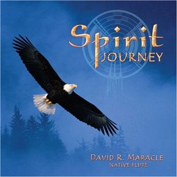 سفر روح همراه با فلوت سرخپوستی دیوید ماریکل