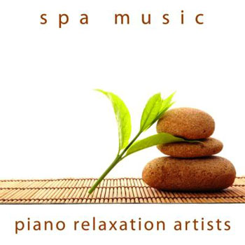 Piano Relaxation Artists - Spa Music (2011)