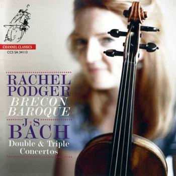 Rachel Podger - Bach - Double & Triple Concertos (2013)