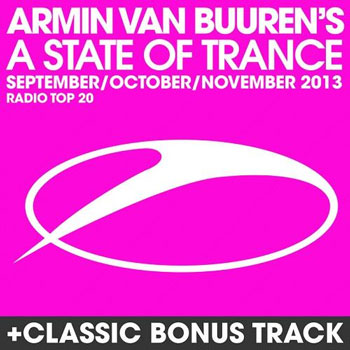 VA - Armin Van Buuren - A State Of Trance Radio Top 20 September, October, November, 2013 (2013)