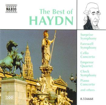 J. Haydn - The Best Of Haydn (1997)
