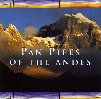 VA - Pan Pipes Of The Andes (1998)