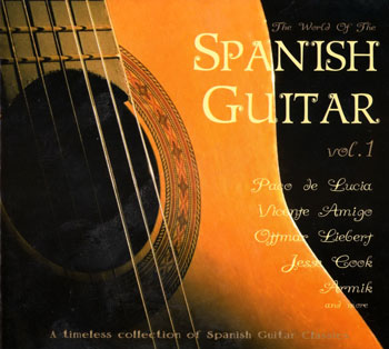 VA - The World Of The Spanish Guitar Vol.1 (2011)