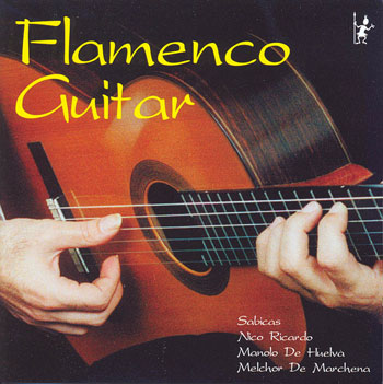 Various Artists - Masters of Flamenco Guitar