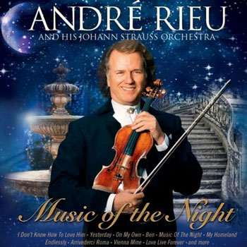 Andre Rieu - Music Of The Night (2013)