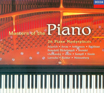 Masters Of The Piano - 36 Piano Masterpieces (2002)