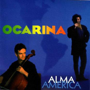 Ocarina - Alma America (1997)
