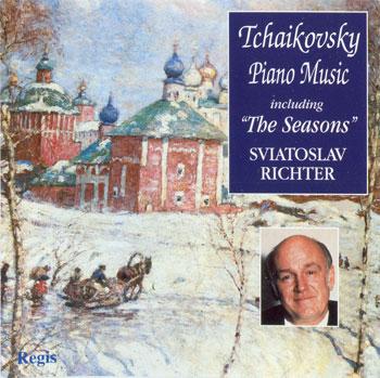 Richter Sviatoslav - Tchaikovsky Recital (1993)