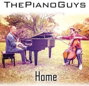 The Piano Guys - Home (2013)