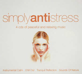Various Artists - Simply Anti Stress (2010)