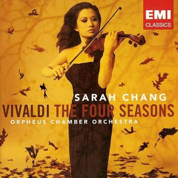 Vivaldi - The Four Seasons (Sarah Chang) (2007)