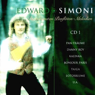 Edward Simoni - Die Schonsten Panflote - Melodien (1999)