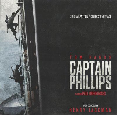 """موسیقی متن هیجان انگیز فیلم """" کاپیتان فیلیپس """" اثری از هنری جکمن"""