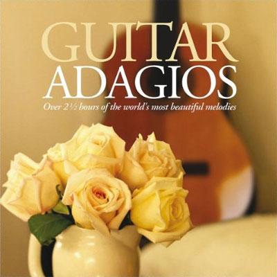 گیتارهای آداجیو ، مجموعهایی از گیتار کلاسیکهای آرام و دلنشین