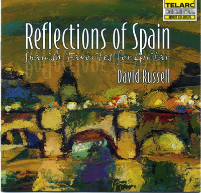 David Russell - Reflections of Spain (2002)