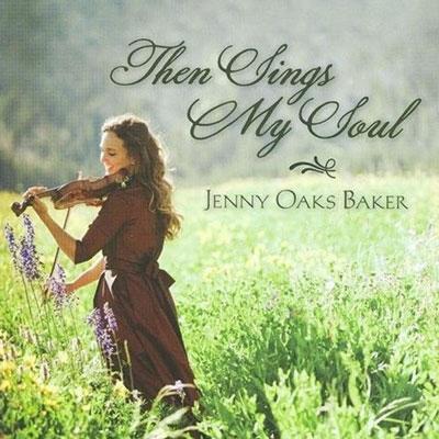 """ویولن زیبای جنی اوکس بیکر در آلبوم """" آنگاه که روح من میخواند """""""