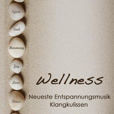Wellness Club - Wellness Neueste Entspannungsmusik Klangkulissen (2013)