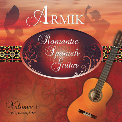 Armik - Romantic Spanish Guitar Vol 1 (2014)