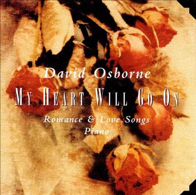 دانلود پیانو عاشقانه و رمانتیک از دیوید آزبورن در آلبوم قلب من می تپد