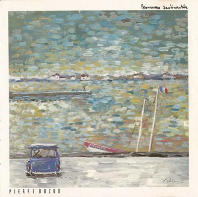 Pierre Buzon - Promenade Sentimentale (1986)