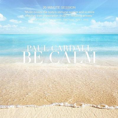 """دانلود آلبوم """" آرام باش """" اثری از پل کاردال ، موسیقی برای سلامت ذهن"""
