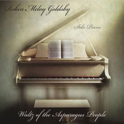آرامش قلبی و ذهنی همراه با تکنوازی پیانو گلدسبی در آلبوم والس مردم آسپاراگوس